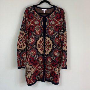 Charter Club Woman Cardigan Size 2W